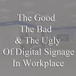 Digital Signage In Workplace