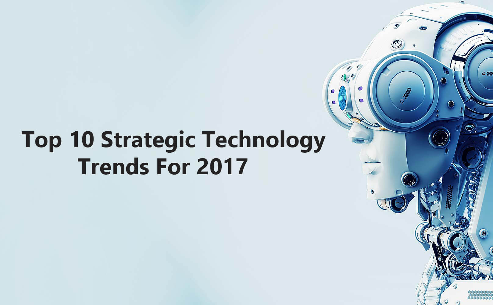 Technology Management Image: Top 10 Strategic Technology Trends For 2017
